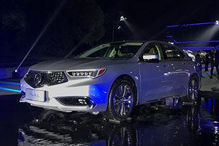 广汽讴歌TLX-L预售价公布 不高于28万起