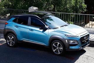 北京现代全新小型SUV发布 命名为ENCINO