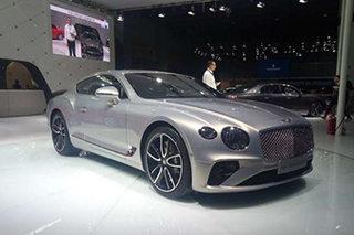 豪华轿跑宾利全新欧陆GT 正式在华亮相