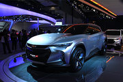 从未来到流体语言 雪佛兰FNR-X概念车