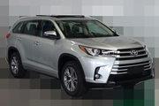 丰田新款汉兰达实车曝光 明年1季度上市