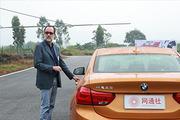 中国特供又如何 外媒大咖试BMW 1系三厢