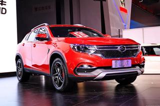 陆风新紧凑级SUV-逍遥 明年1月4日上市