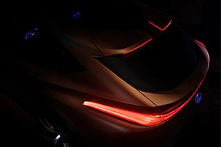 雷克薩斯推旗艦SUV概念車 明年1月發布