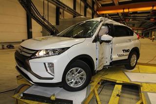 三菱全新跨界SUV安全解析 将于明年国产