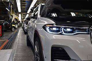 宝马X7大量配置曝光 搭载4.4T V8发动机