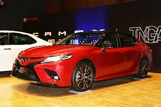 广丰或为八代凯美瑞 投产新2.5升发动机