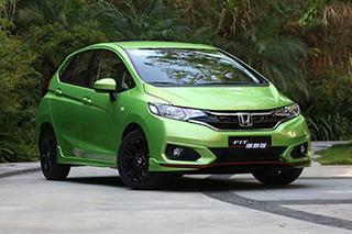 广汽本田将推5款新车 新款飞度1月上市