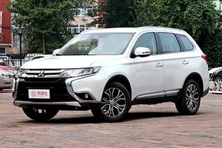 广汽三菱欧蓝德将搭1.5T 售价有望下调