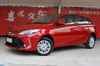 丰田威驰FS全系优惠1万元 现车销售颜色可选