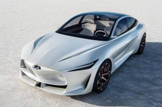 英菲尼迪全新概念车发布 引领下代设计方向