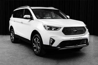 长安欧尚新7座SUV实车曝光 将于年内上市