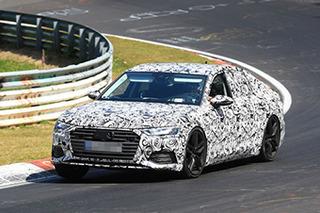全新一代奥迪A6于3月发布 配自动驾驶功能