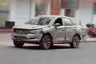 广汽传祺新GS5外观大改 换新1.8T/年内上市