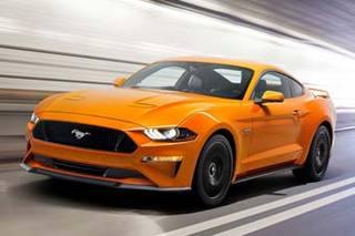 福特新款Mustang于年内上市 换搭10AT变速箱