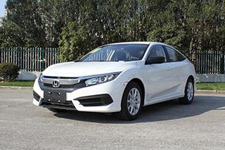 东风本田思域现车供应 购车暂无优惠