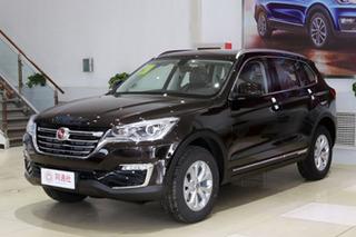 汉腾X7S 1.5T手动挡车型上市 售8.98-9.98万