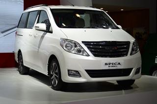 野马全新MPV斯派卡于3月上市 预售5.98万起