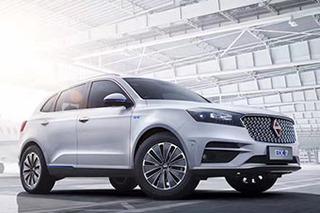 续航超300公里 宝沃纯电动SUV北京车展上市