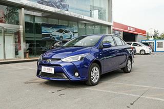 YARiS L 致享现车销售 优惠1.3万元