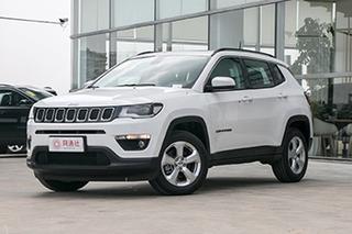 Jeep指南者整体优惠1.7万元 现车销售