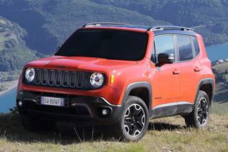 Jeep或6月发布