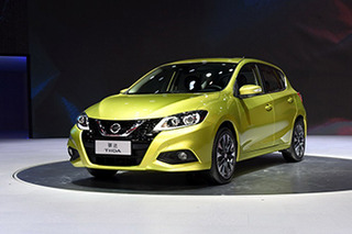 日产骐达现车销售 全系优惠1.5万元