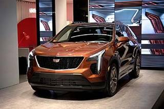 豪华紧凑SUV再添新选择 凯迪拉克XT4发布