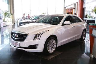 凯迪拉克ATS-L整体优惠7万元 现车销售