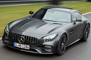 奔驰AMG GT C今日正式上市 破百仅需3.7秒