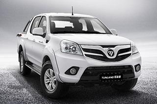 福田两款新皮卡明日上市 预计售8.88万元起