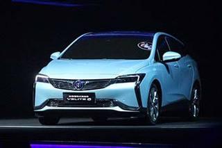 别克发布2款新能源车 VELITE 6将于年内上市