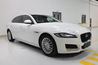 捷豹XFL将新增2.0T旗舰车型 预计售价突破50万元