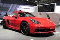 保时捷新款718上市 增GTS车型/起售价59.3万元