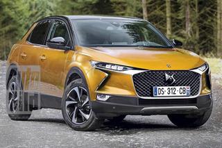 DS纯电动小型SUV将巴黎车展亮相 2019年引入国内
