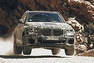 全新一代BMW X5道路测试进行中 预计6月正式亮相