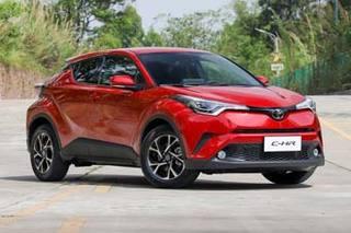 15万左右新选择 丰田2款全新SUV于6月底接连上市