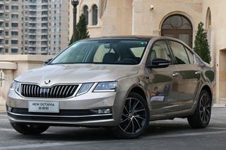 斯柯达明锐新车型售15.04万 增多项科技智能配置