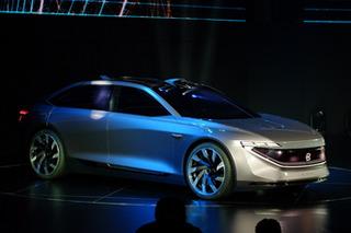 拜腾全新概念轿车发布 搭L4自动驾驶/2021年上市