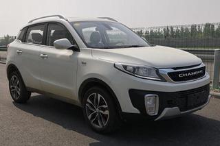 昌河小SUV-Q35增1.5T车型