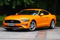 2.3T原地烧胎了解一下 试驾2018新福特Mustang