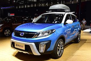 2018款昌河Q35正式上市 配置提升/6.59万元起售