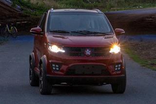 微型四驱SUV了解一下?红星闪闪X2补贴后4.98万起