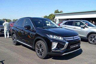 三菱全新跨界SUV售价曝光 或13.68-17.98万元