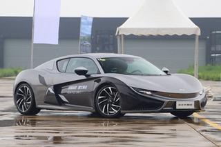 碳纤维车身/4.6秒破百! 前途K50将于8月8日上市