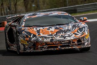 兰博基尼再破纽北记录 Aventador SVJ于8月发布