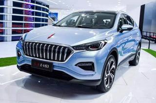 红旗首款纯电SUV售价曝光 明年上市/续航400公里