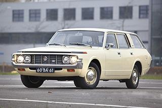 年逾花甲的皇冠 平均四年多就推出全新一代车型