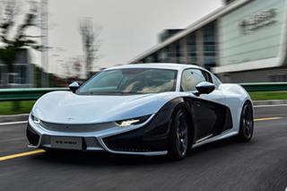 国产纯电动跑车前途K50正式上市 售价68.68万元