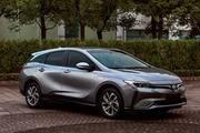 别克首款纯电动车型有望年内上市 配备全景天窗